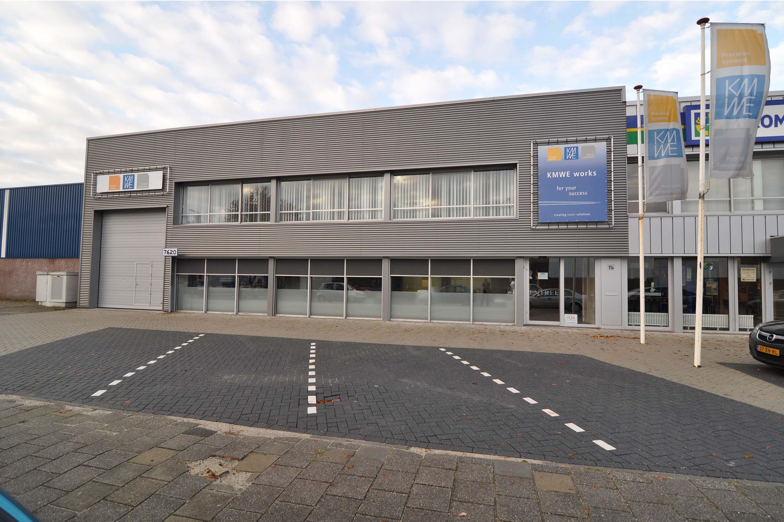 Begin 2019 is KMWE verhuisd van Croy naar BIC in Eindhoven.