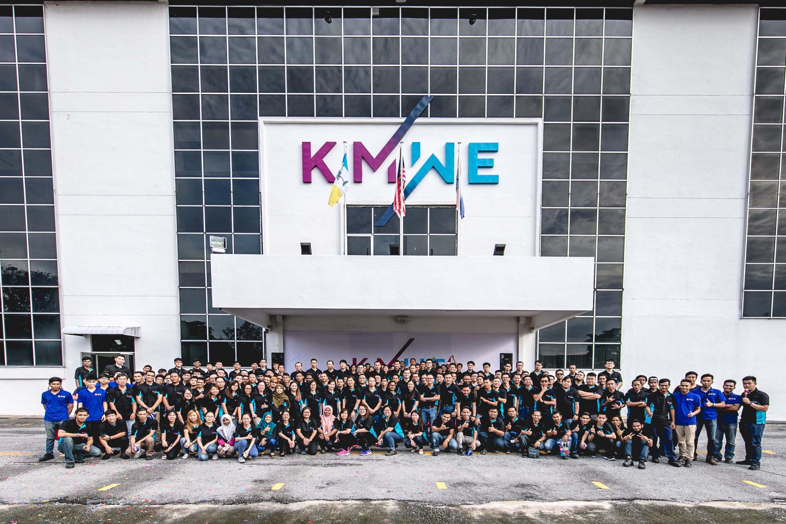De nevenvestiging van KMWE in Maleisie bevindt zich in Penang.