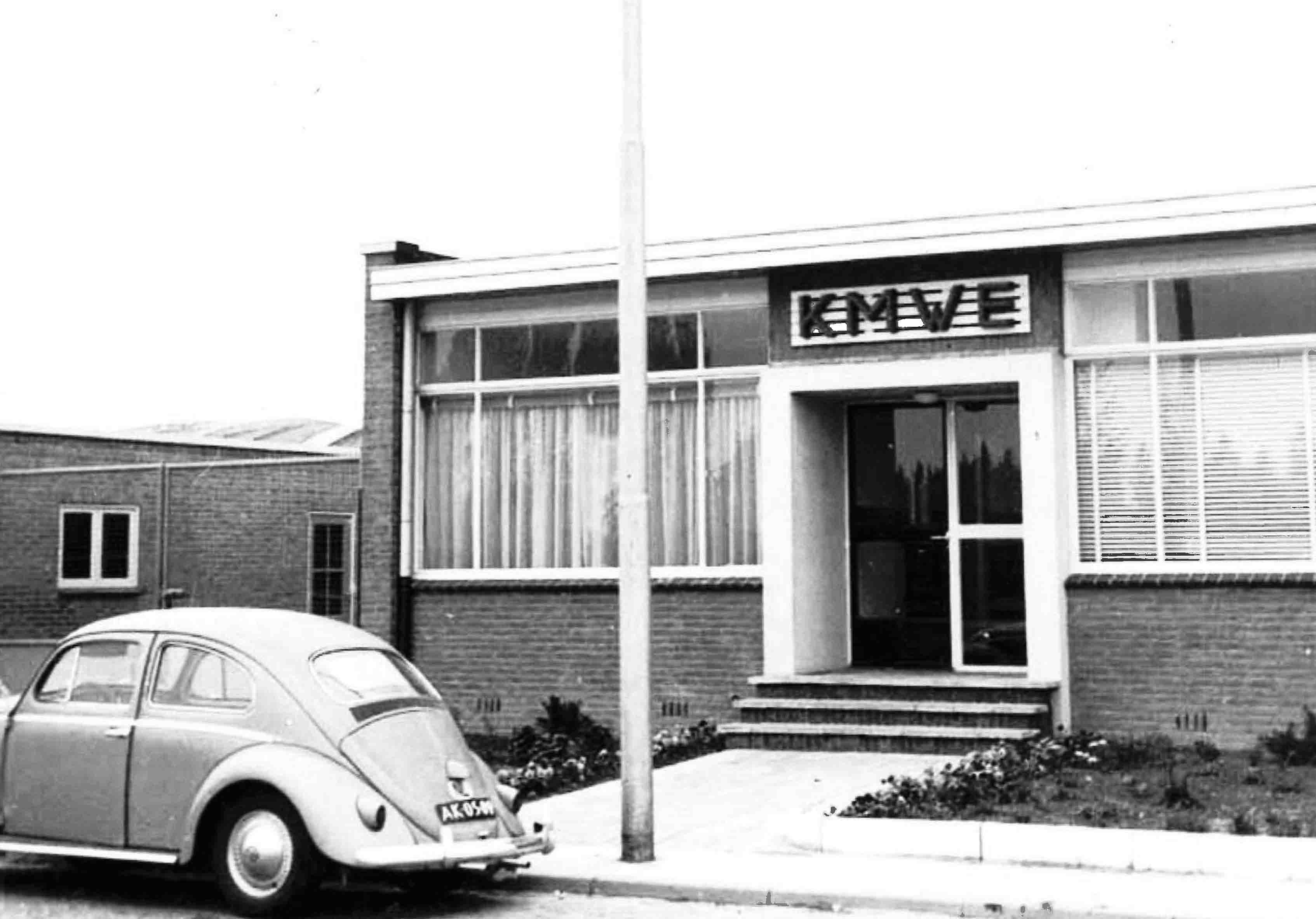 KMWE was founded in 1955.